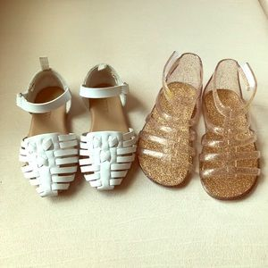Toddler sandals bundle.